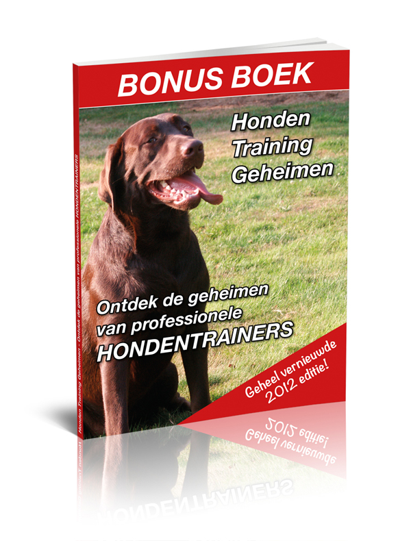 E-book; honden training geheimen