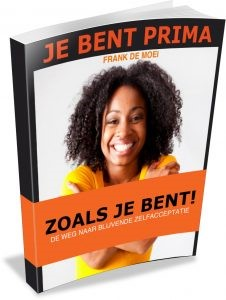 E-book: je bent prima zoals je bent!