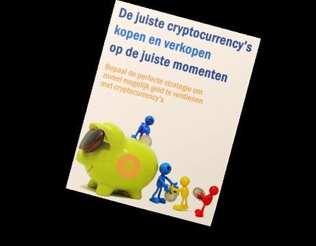 De juiste cryptocurrency's kopen en verkopen op de juiste momenten
