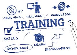 training, wat heb je doen als je wil gaan trainen.