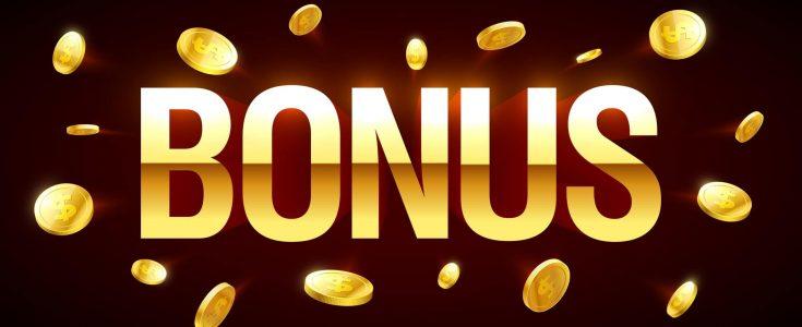 Bonus met gouden munten